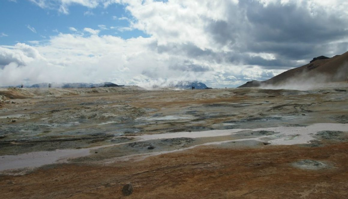 Island: Mývatn – späť do civilizácie k horúcej vode a bublajúcemu blatu