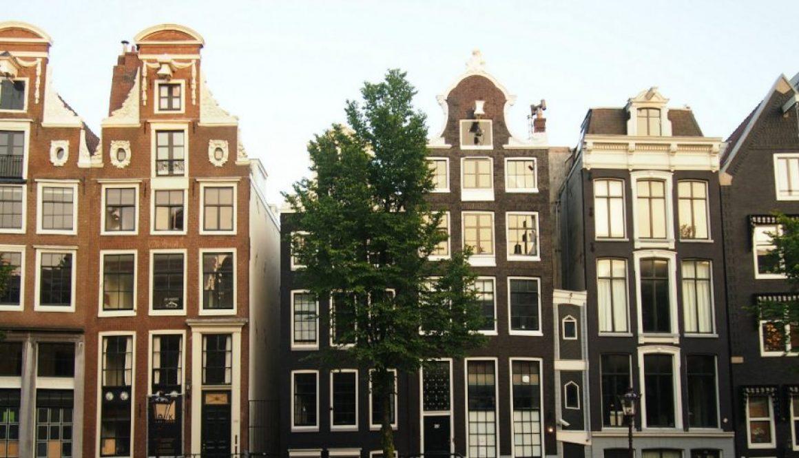 Trochu o Amsterdame