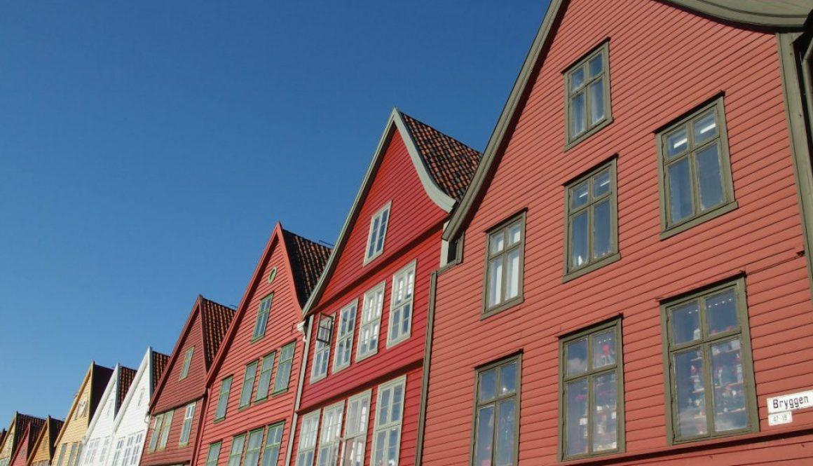 Bergen a (v skratke) fjordy