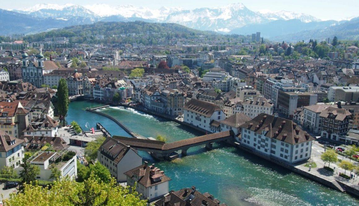 Švajčiarsko prvýkrát